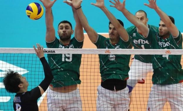 България допусна загуба с 2:3 гейма от Япония във втората