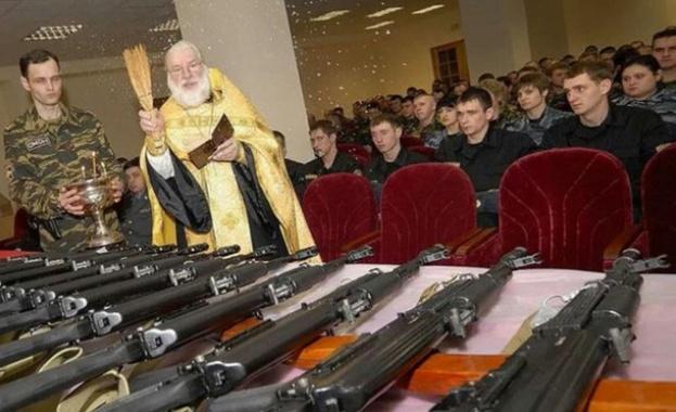 На младите руснаци вече им писва от Църквата