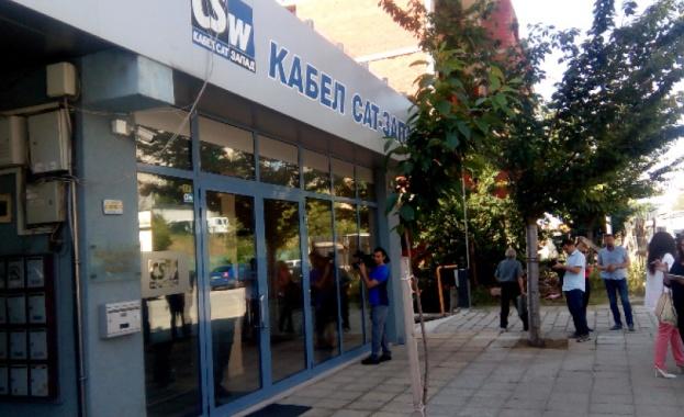 Кабелни оператори излизат на протест заради акцията на ГДБОП