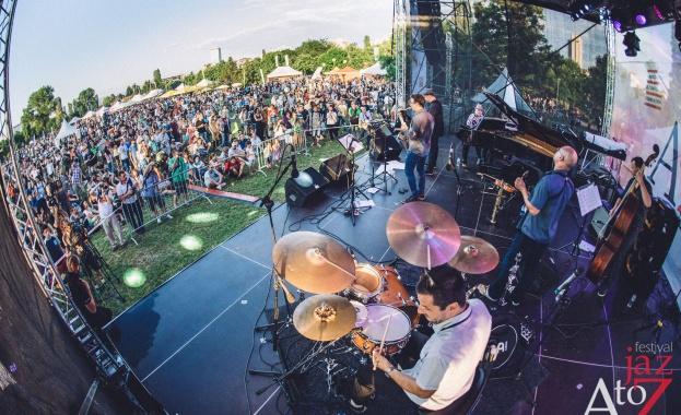 Безпрецедентен успех отбелязва най-мащабният джаз фестивал у нас A to