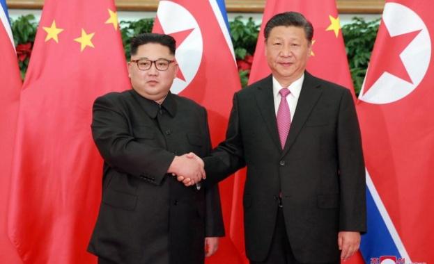Китайският президент Си Цзинпин е казал на севернокорейския лидер Ким