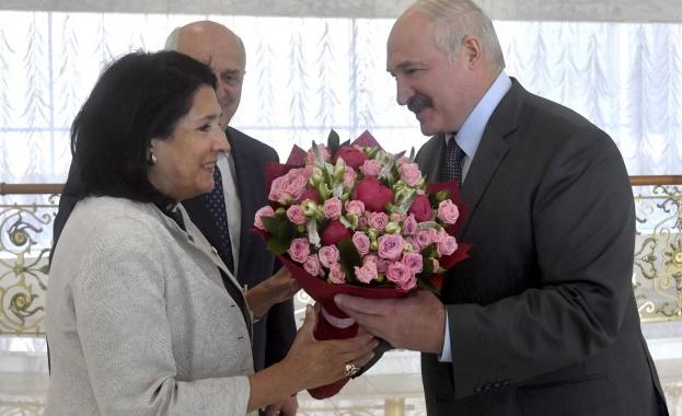 Грузинската президентка Саломе Зурабишвили нарече Русия