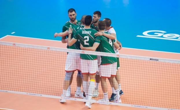 България загуби от Бразилия в третия си мач от квалификациите за Олимпиадата в Токио