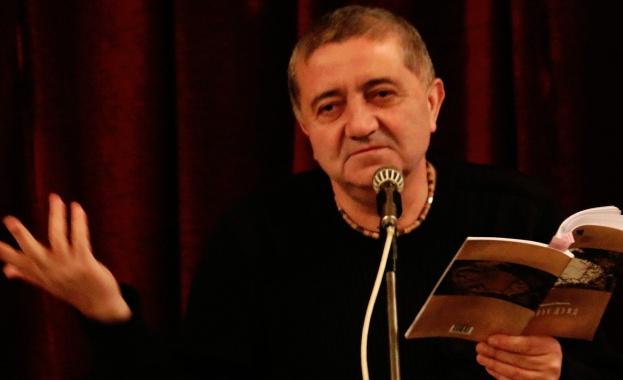 Един от най-интересните и самобитни съвременни български поети, майстор на