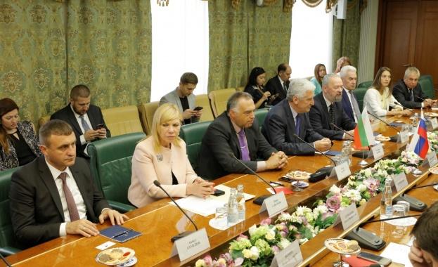 Групите за приятелство между двете страни в парламентите на България