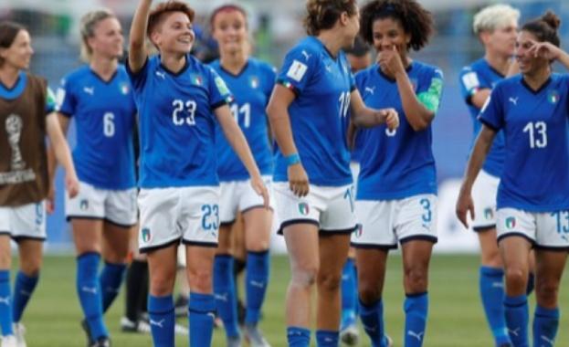 Италия победи Китай с 2:0 и се класира за четвъртфиналите