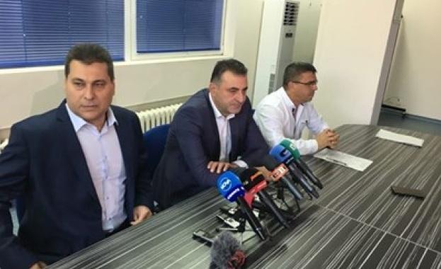 Задържана е предполагаемата убийца на 56-годишния Йордан Иванов, чието тяло