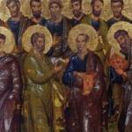 Събор на св. славни и всехвални 12 апостоли. Неделя на Всички български светии