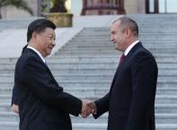 Президентът Радев на държавно посещение в Китай