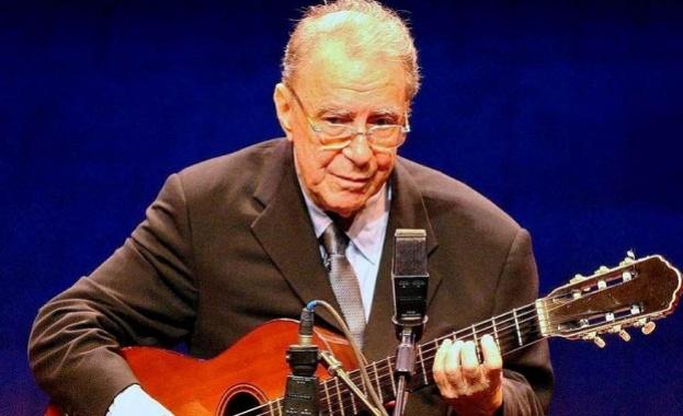 На 88 години почина музикантът и композитор Жоао Жилберто, познат