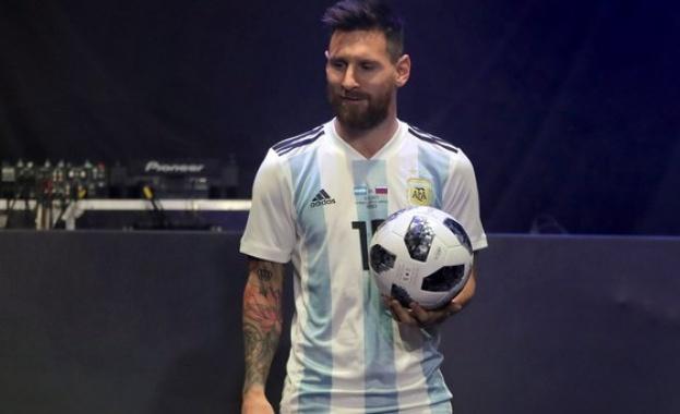 Капитанът на Аржентина Лионел Меси може да бъде наказан за