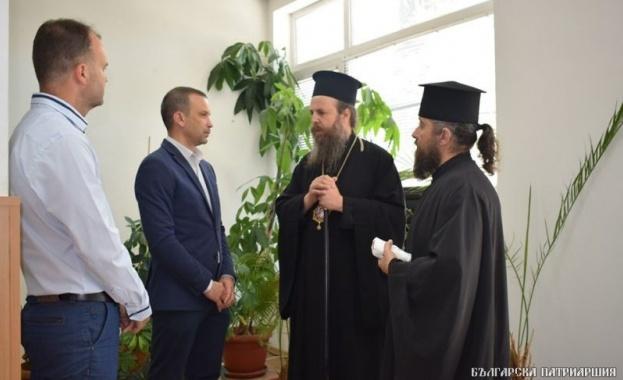 Строят два нови православни храма в Сандански