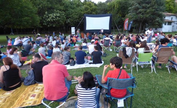 Започва Лятно кино в парка