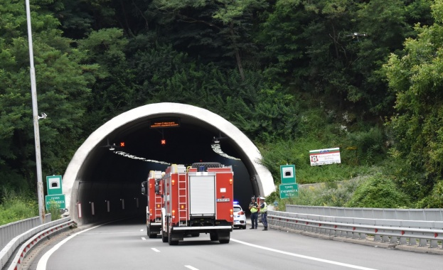 """Днес в тръбата за Варна на тунел """"Ечемишка"""