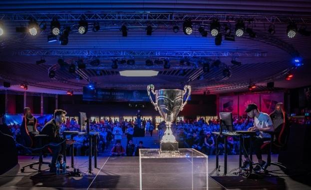 Най-голямото гейминг събитие на лятото ще се проведе в НДК