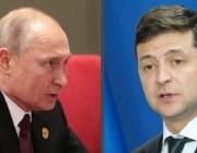 Зеленски и Путин разговаряха по телефона за конфликта в Донбас
