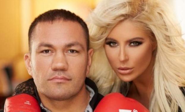 Андреа и Кубрат Пулев са разделени месеци преди скандала с