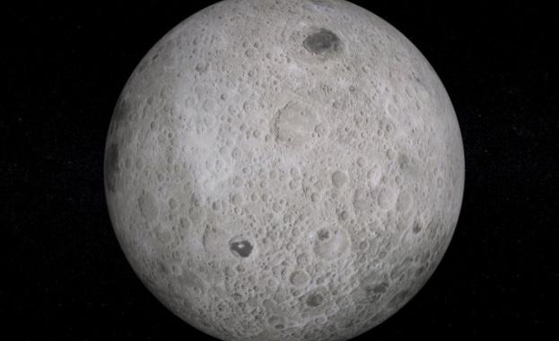 Под повърхността на обратната страна на Луната се крие голяма