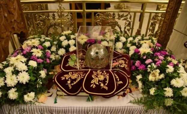 Честната глава на Светата великомъченица Марина ще бъде донесена в