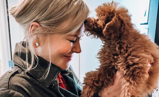 Холивудската звезда Никол Кидман получи вълнуващ подарък и побърза да