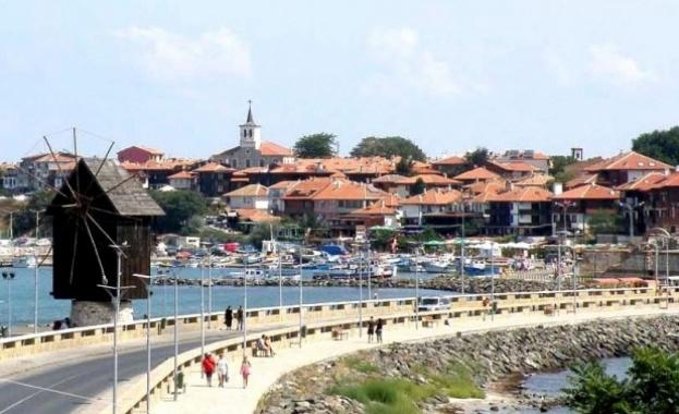 Старинен град Несебър е един от обектите, които ЮНЕСКО е
