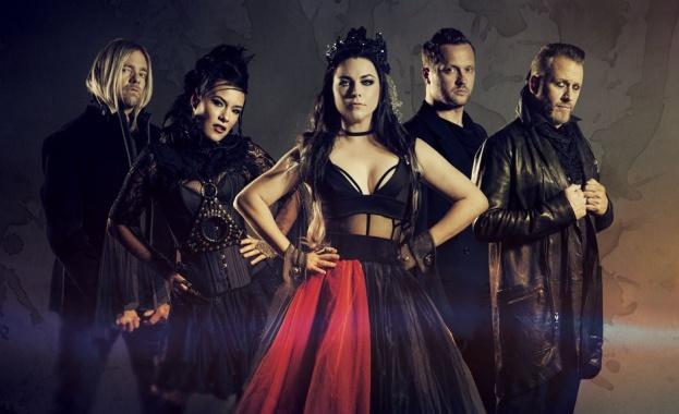 Двукратните носители на Grammy EVANESCENCE избраха алтернативната крисчън-рок банда VERIDIA