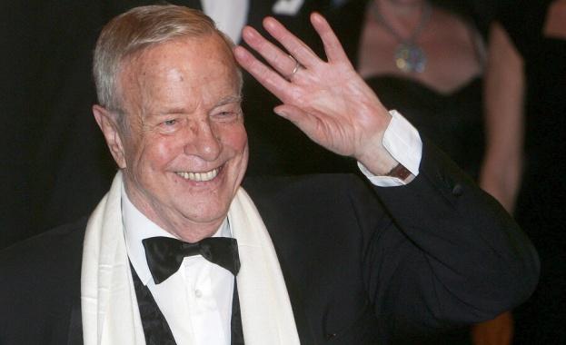 На 96-годишна възраст почина световноизвестният режисьор Франко Дзефирели. Той е
