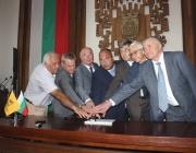 В Плевен и Ростов на Дон валидираха пощенски марки, посветени на 140 години дипломатически отношения България - Русия