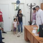 Над 350 деца от Хасково бяха прегледани от специалистите на Пирогов.