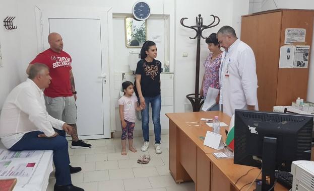 Над 350 деца от Хасково бяха прегледани днес от специалистите