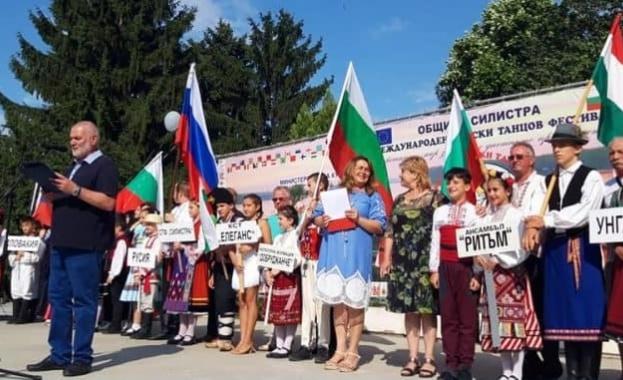 """В Силистра приключи фестивала """"Утрешният мир започва с днешното приятелство"""""""