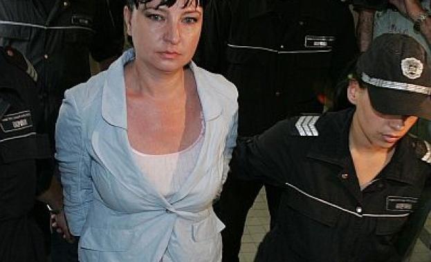 Председателят на варненския административен съд Анелия Цветкова бе задържана с