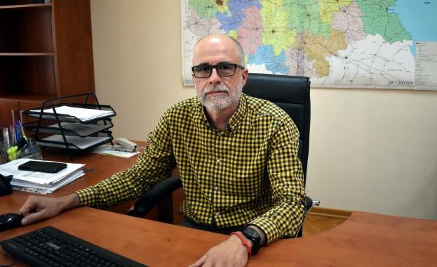 Снимка: Проф. Олег Асенов е назначен за член на Управителния съвет на АПИ