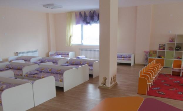 Общото здравословно състояние на децата в детските ясли в София