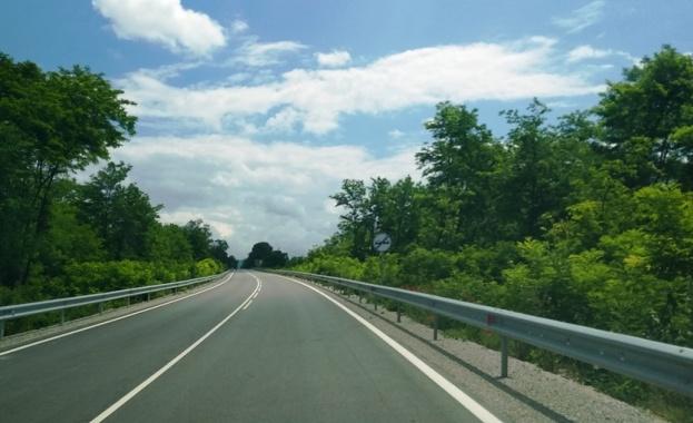 Снимка: По ОПPP са рехабилитирани 14,6 км от път II-44 Севлиево - Драгановци