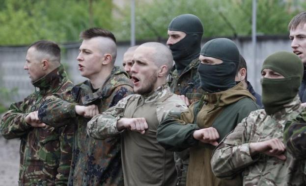 От момента на обявяване от украинската власт на началото на