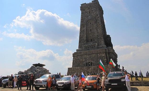 Международен миротворчески автопробег Москва - София ще се състои през септември