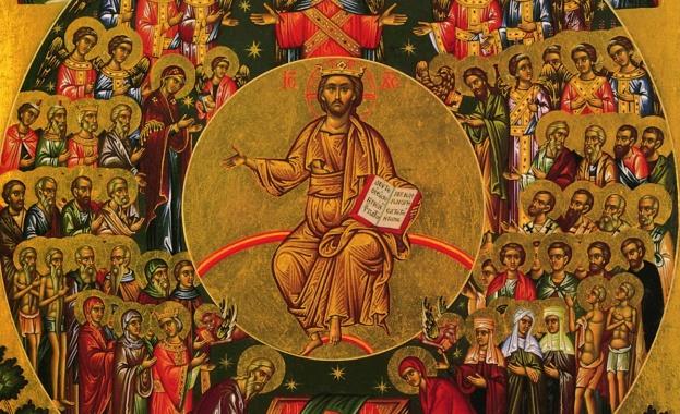 Свети Евсигний бил родом от Антиохия; през цялото време на