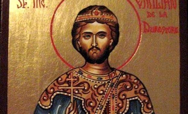 Православната църква почита днес Свети Емилиан изповедник и Св. Трендафил