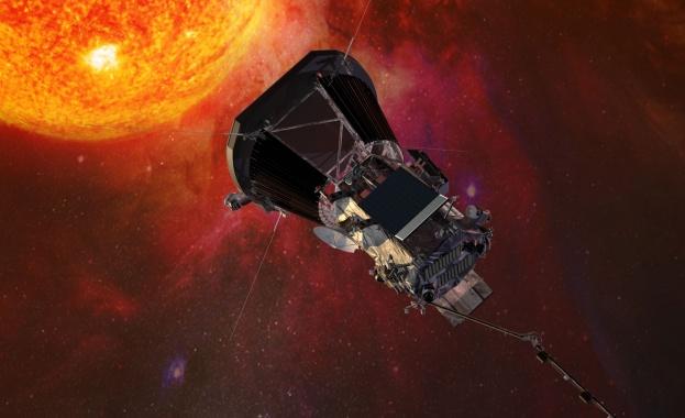 Сондата на НАСА Parker Solar Probe е в Космоса от