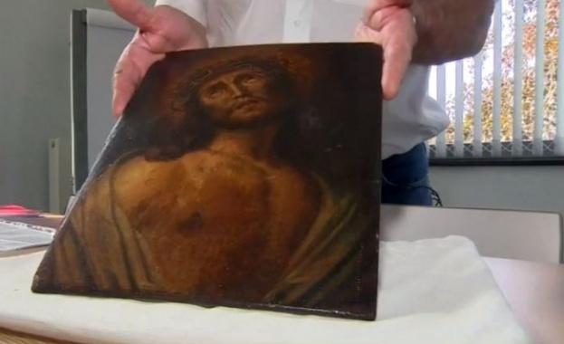 Белгиец, купил картина на Рембранд за 500 евро, я продава за 30 милиона