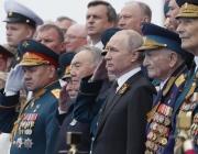 20 години власт: Путин, Русия и световните ветерани във властта