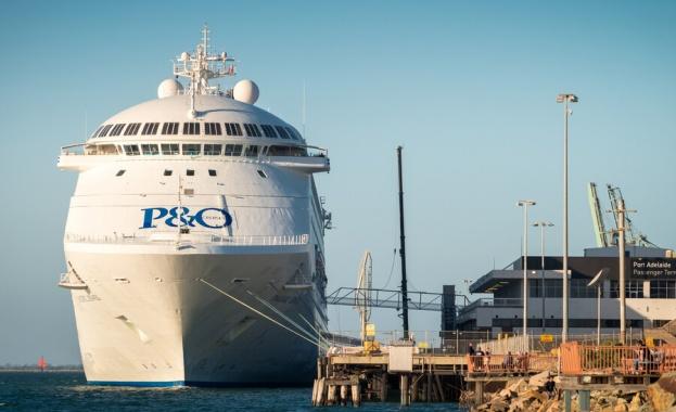Най-големият круизен оператор във Великобритания спира бизнеса в Персийския залив