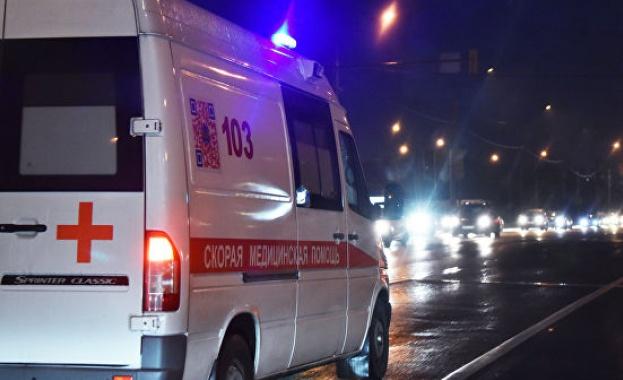 Снимка: Взрив във военно поделение в Русия