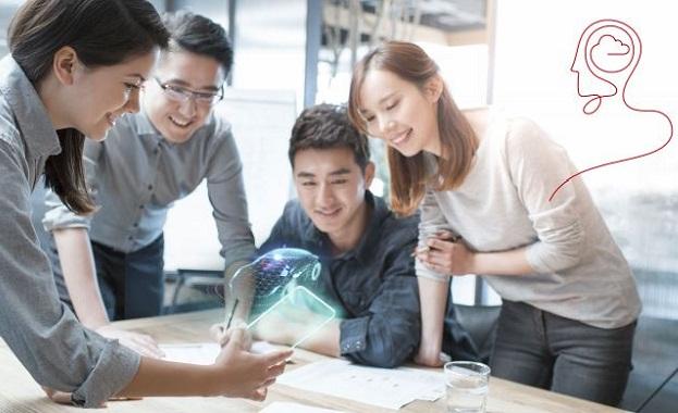 "Huawei представи своя доклад ""Global Industry Vision"
