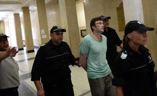 Снимка: Отмениха доживотната присъда на Герман Костин, убиецът на 5-годишния Никита