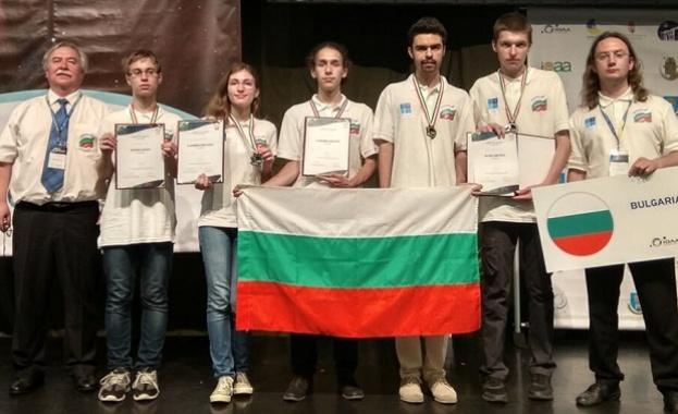 Български ученици с пет медала от Международна олимпиада по астрономия и астрофизика