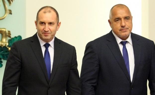 Министър-председателят Бойко Борисов поздрави, чрез профила си във
