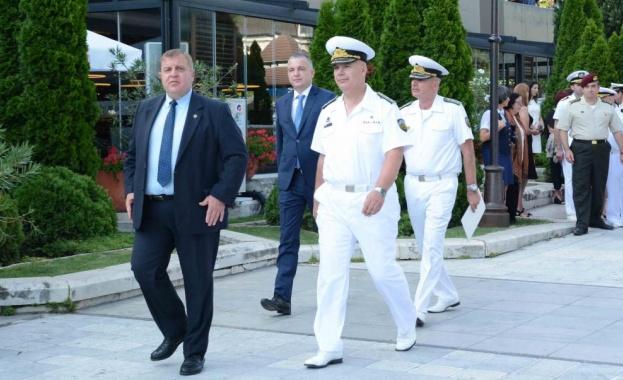 140 години от създаването на българските Военноморски сили