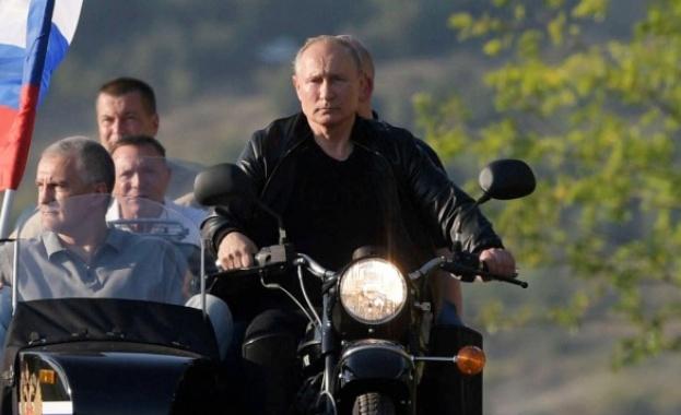 Путин: Няма повишена радиация